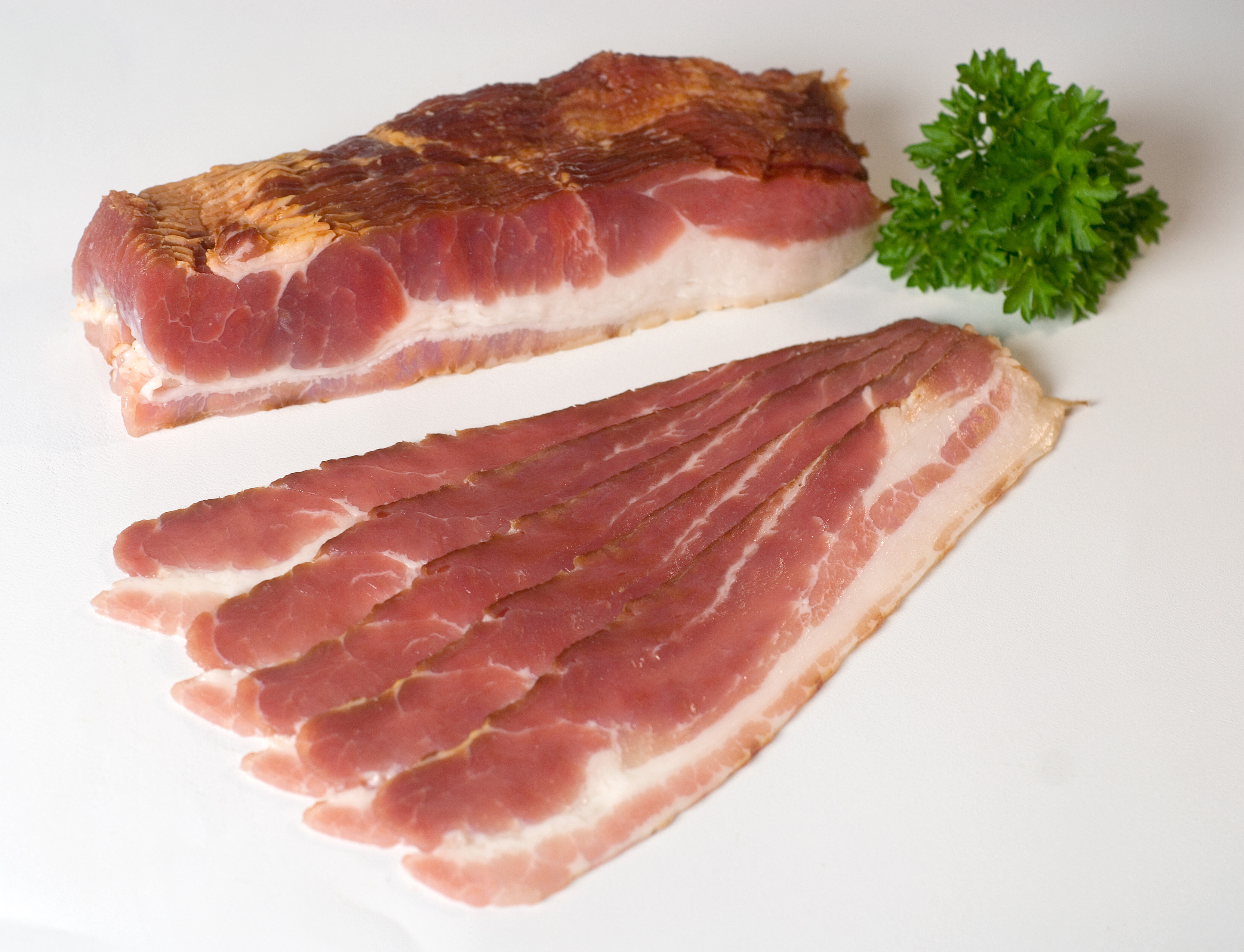 Bacon ca. 1000 g geschnitten, neutral